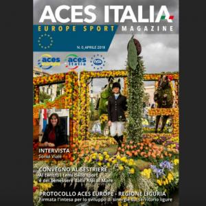 ACES Italia Magazine – aprile 2018